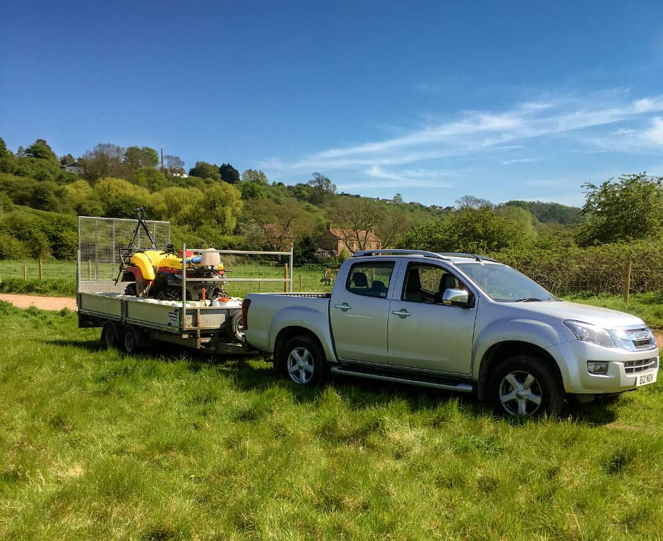 Weed spraying Services Lincolnshire
